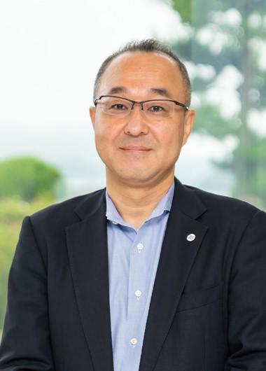 代表取締役 友田公二の写真